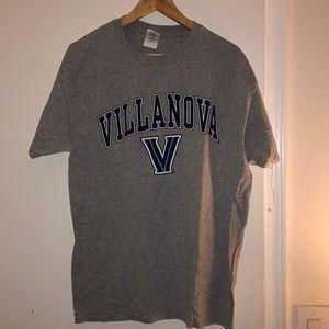 Other - Villanova gray t shirt sz L